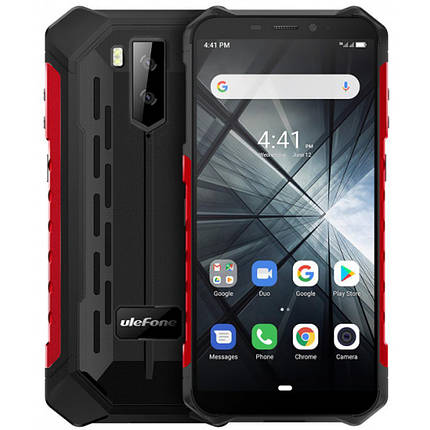 Ulefone Armor X3 2/32GB Global (Red), фото 2