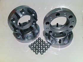 Колесные проставки LC Prado 6х139,7 25мм цо106,2
