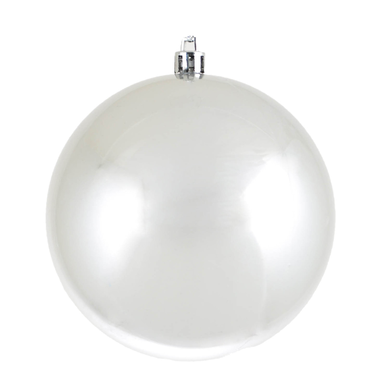 Куля Yes! Fun d-15 см срібний глянець