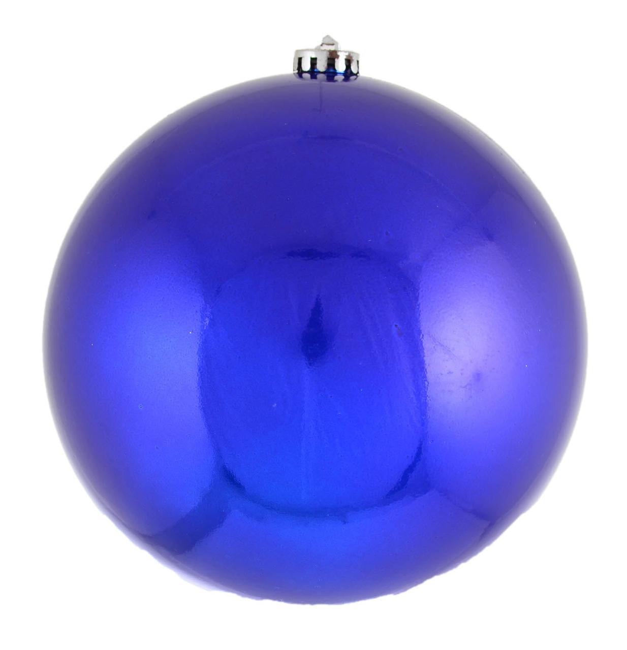 Куля Yes! Fun d-20 см синій перламутр