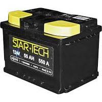 Аккумуляторная батарея 55Ah EN550А 1(R+) L1 (207x175x190) STARTECH (производство TAB,Словения)
