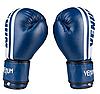 Перчатки боксерские VENUM VM19-12B синие размер 12 унц. (реплика), фото 3