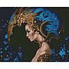 """Набір алмазного живопису на полотні з підрамником ІДЕЙКА """"Космос в мені"""", 40х50см, АМ 6138"""