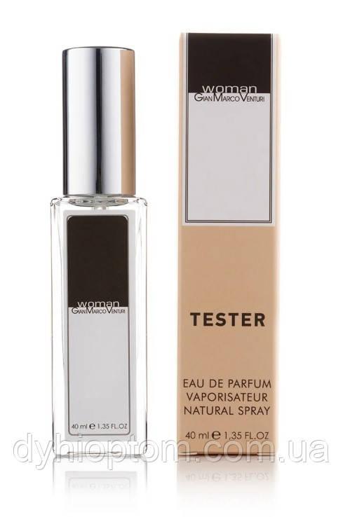 Женский мини парфюм в тестере Gian Marco Venturi Woman 40ml