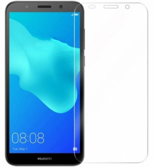 Гідрогелева захисна плівка на HUAWEI Y5 Lite 2018 на весь екран прозора