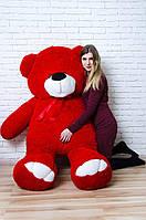 Величезний Плюшевий Ведмедик Ветли 200 см