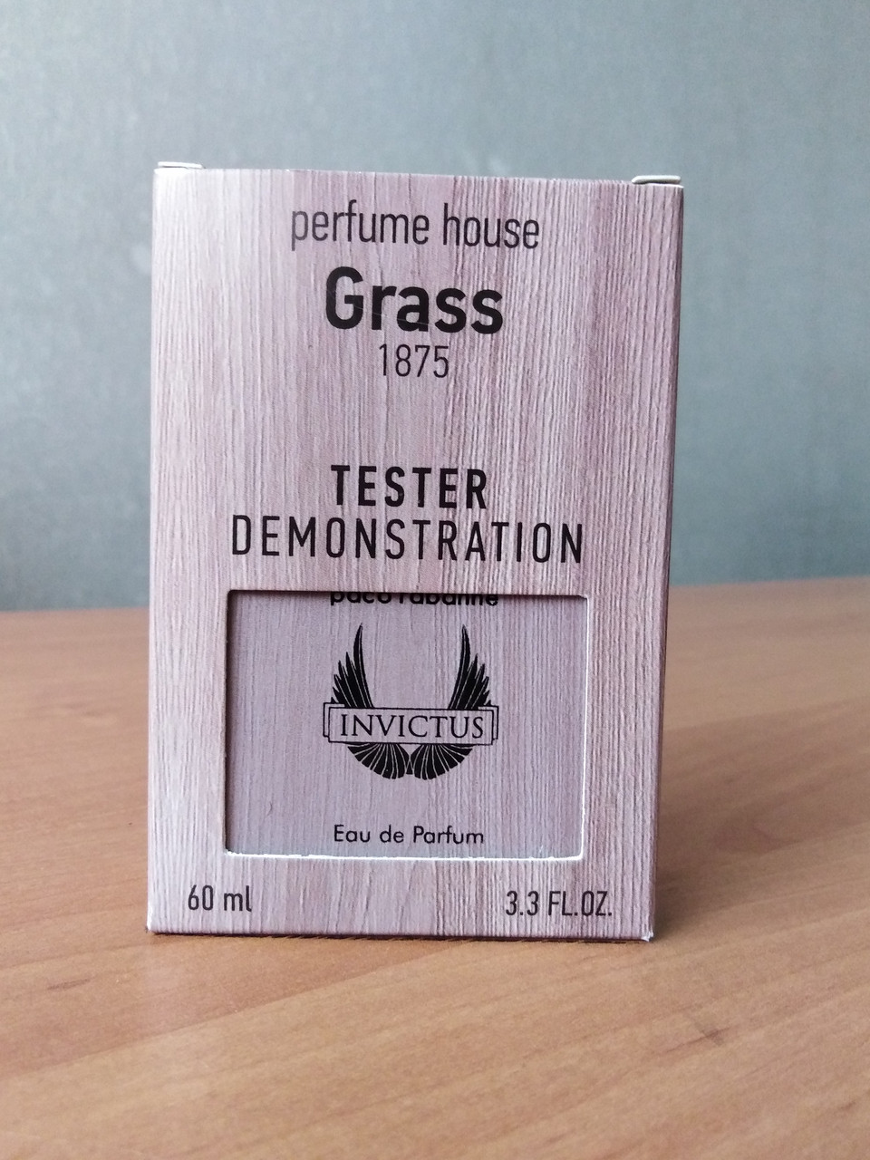Paco Rabanne Invictus (пако раббане Инвиктус) мужской парфюм тестер 60 ml (реплика)