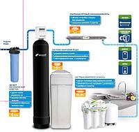 Ecosmart 4 Умягчение воды в коттедже