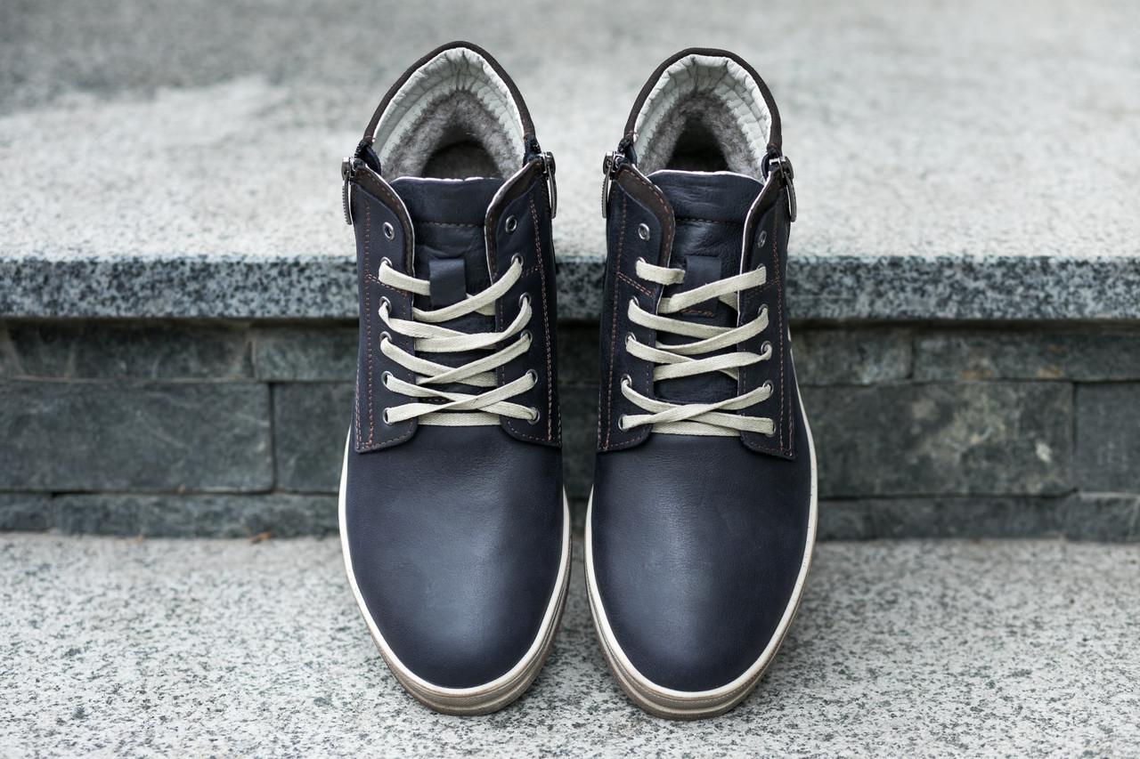 Спортивные зимние ботинки для активных людей.