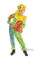 Детский карнавальный костюм Клоуна Код 705