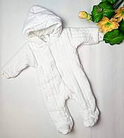 Комбинезон детский осенне-весенний на синтепоне ТМ Няня