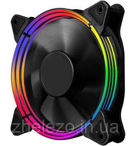Вентилятор 1stPlayer Firebase G3-Combo; 120х120х25мм, 6-Pin, фото 2