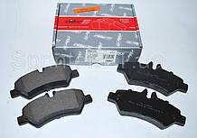 Колодки тормозные зад Sprinter 209-319CDI/Crafter 30-35, 06- RIDER 3323.DB1697