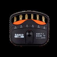 Набор высокопрочных бит Bahco (63D/7-1)