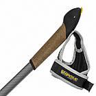 Палки для скандинавской ходьбы Vipole Trail Carbon Top-Click DLX S1867, фото 2