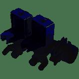 Клапан 2/90 подачи воды для стиральных машин Indesit C00110333
