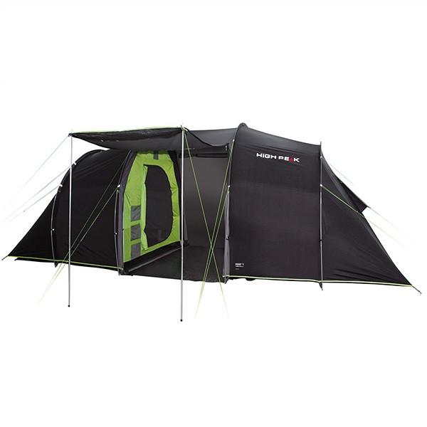 Палатка High Peak Tauris 4 (Dark Grey/Green)