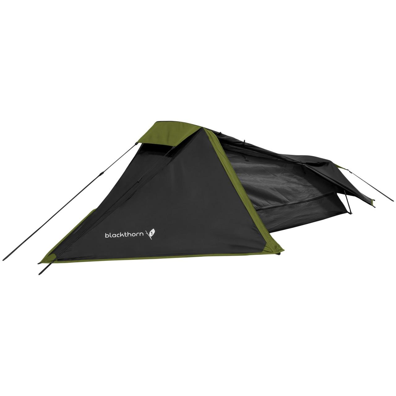 Палатка Highlander Blackthorn 1 Black