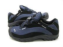 Кросівки зимові Salomon сині гірські
