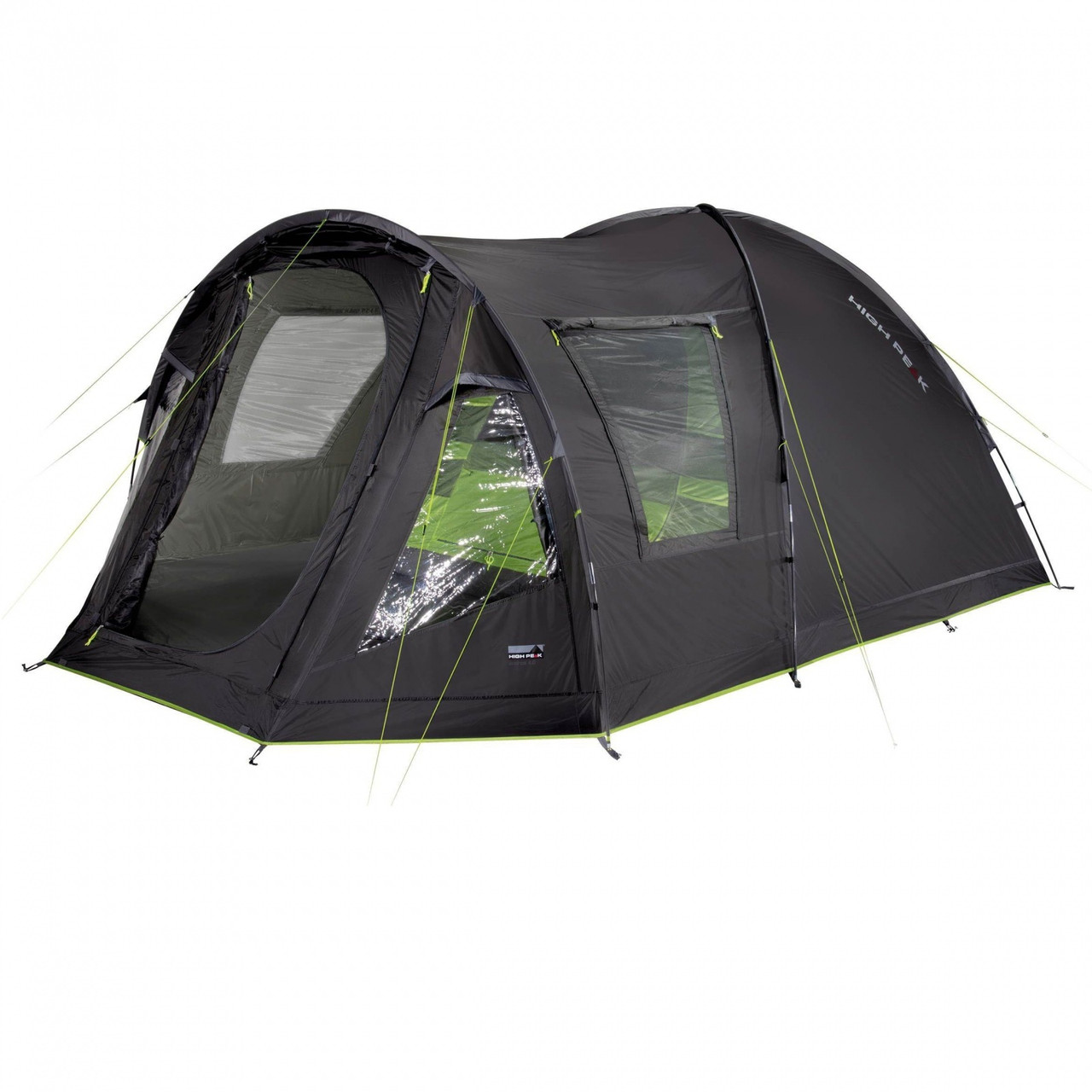 Палатка High Peak Andros 4.0 (Dark Grey/Green)