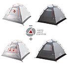 Палатка High Peak Andros 4.0 (Dark Grey/Green), фото 9