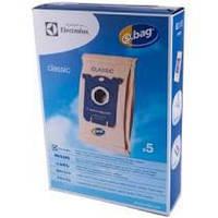Набор мешков бумажных (5шт) E200S S-BAG к пылесосу Electrolux 900168462