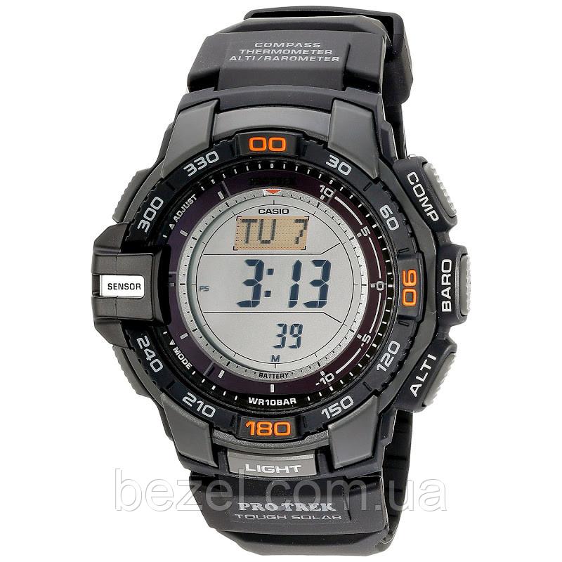 Мужские часы Касио ProTrek PRG-270-1ER Касио противоударные японские кварцевые