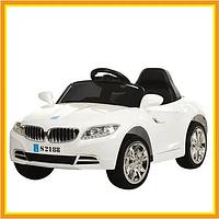 Детский электромобиль джип BMW FL 1538 Белый. Скидка -10%