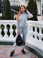 Женский вязаный спортивный костюм новинка  2020, фото 1