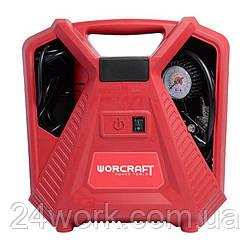 Компресор портативний електричний Worcraft PAC11-180