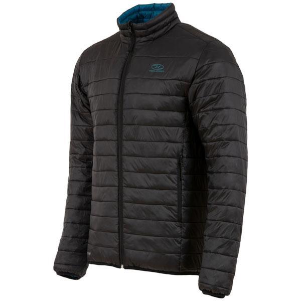 Куртка зимняя Highlander Coll Reversible 2 in 1 Black/Petrol XL