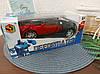 Машинка Трансформер Bugatti Robot Car Size 18 Красная, фото 2