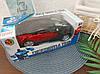 Машинка Трансформер Bugatti Robot Car Size 18 Красная, фото 5