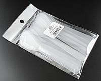 Набор пластиковых шпателей Global Fashion для нанесения воска, крема (10 шт.)