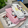 "Подарочный набор женский носки 3 шт ""Единороги"" Rock'n'socks, фото 2"