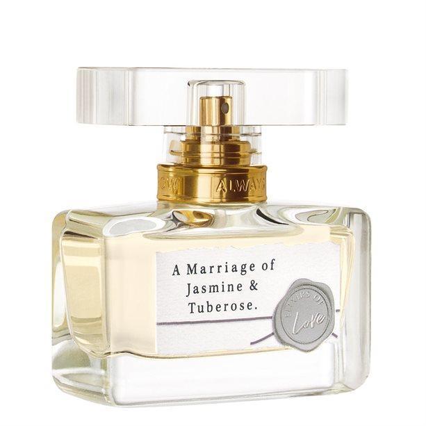 Парфюмерная вода женская Avon Marriage of Jasmine & Tuberose 30 мл