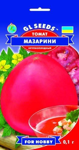 Семена Томата Мазарини (0.1г), For Hobby, TM GL Seeds