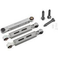 Амортизаторы бака (3 шт) 90N L=170-250mm Dотв.=8/14mm + дюбели для стиральных машин Bosch 00673541