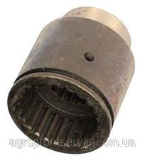 Втулка КПП шлицевая соединительная  54-62244 Б  комбайна СК-5 НИВА, фото 3
