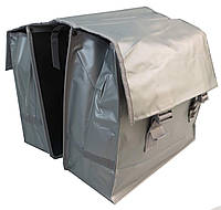 Велосипедная сумка на багажник велоштаны Сrivit Серебристый S061786, КОД: 1851661