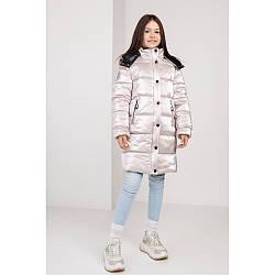 Гарна зимова куртка для дівчинки