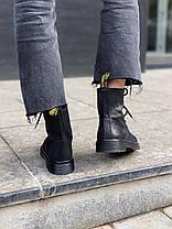 """Ботинки Dr. Martens Classic Black """"Черные"""", фото 3"""