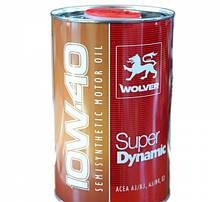 Масло Wolver Super Dynamic 10W-40  SL/CF  1л