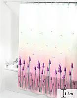 Шторка для ванної кімнати Будинок на всі 100 Cornflowers 180х180 см