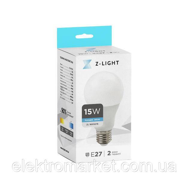 LED лампа Z-Light 15W, E27, 1500lm (ZL 16515276)