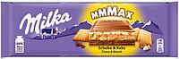Шоколад Milka Choco & Biscuit молочний 300 г