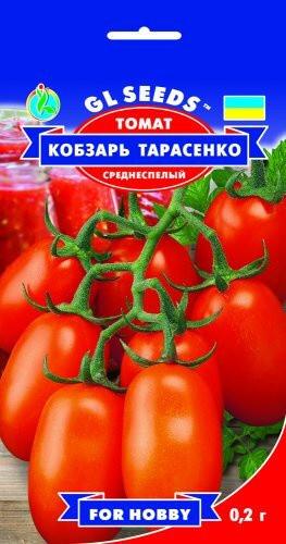 Семена Томата Кобзарь Тарасенко (0.2г), For Hobby, TM GL Seeds