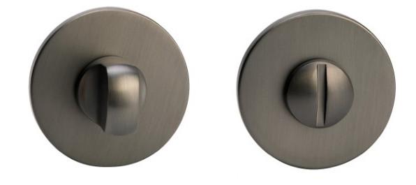 Дверной WC-фиксатор Forme A черный матовый (Италия)