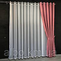 Готовые турецкие шторы в спальню зал отель кабинет, портьеры и гардины для дома квартиры комнаты спальни,, фото 4