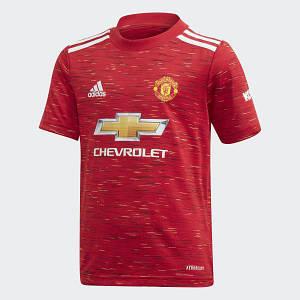 Домашня футбольна форма Манчестер Юнайтед домашня/червона сезон 20/21